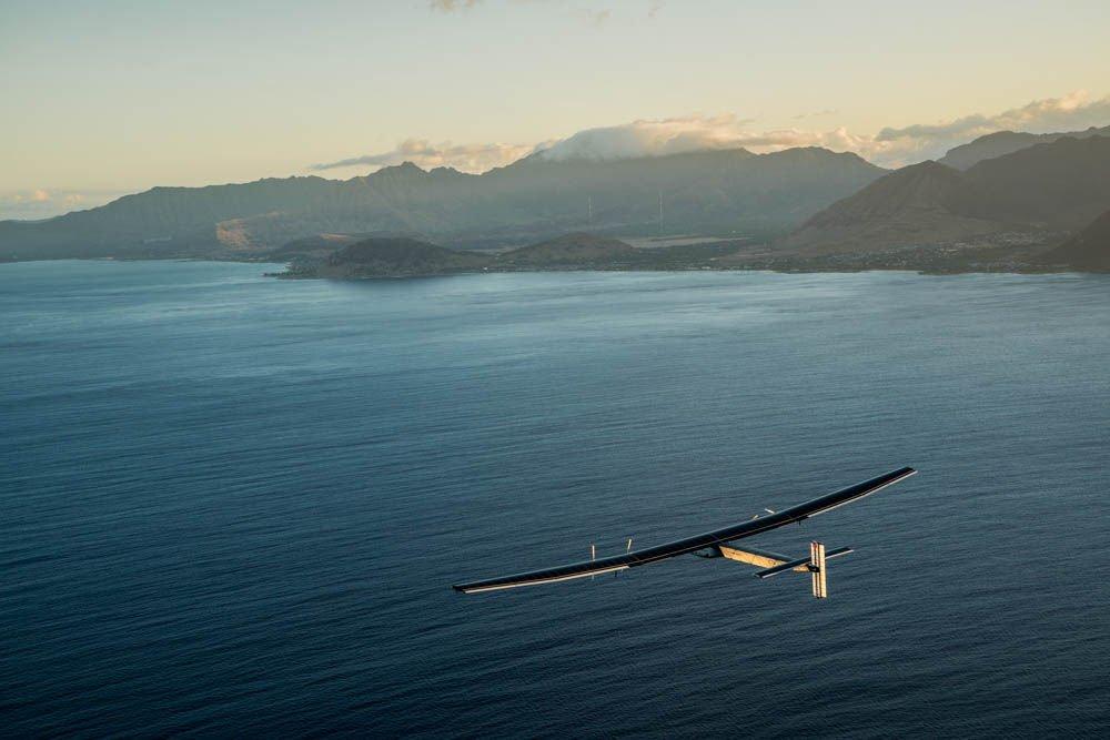 Güneş Enerjisi İle Çalışan Uçak Dünya Turu Yaptı