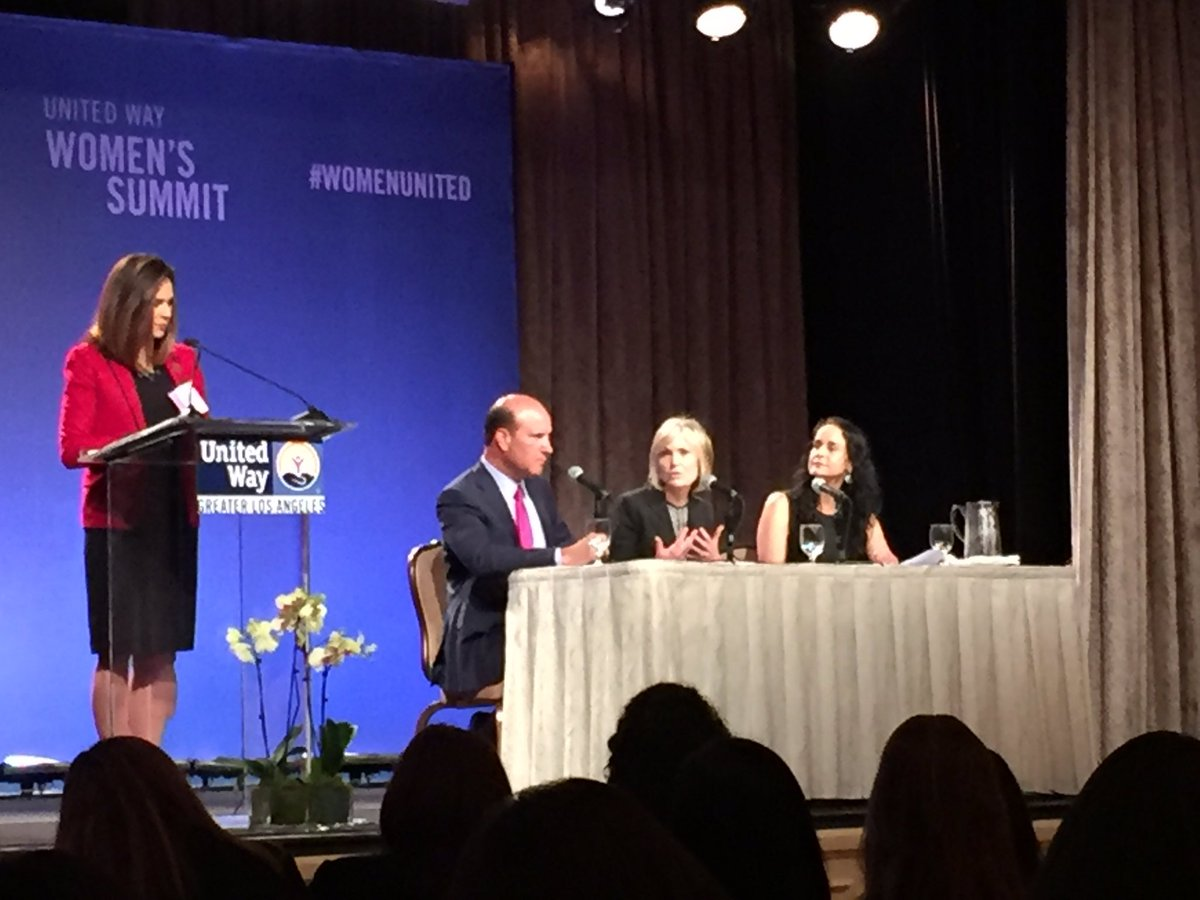 @Dawnisoler loved you on the panel today #PullUpaChair @launitedway #womenunited #empowerwomen https://t.co/N9KDhsgt9L
