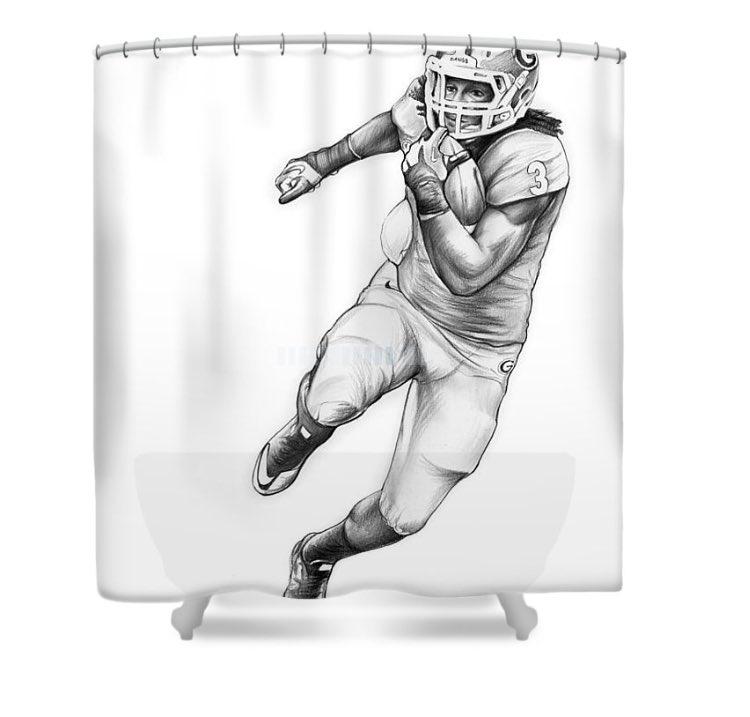Chubb, Gurley #UGA Shower Curtain, IPhone Case, Duvet, Bag, Pillow, Etc  Code ABGSZU $$ Off: Http://bit.ly/1qpHzH1 Pic.twitter.com/AxyqTFaHrL