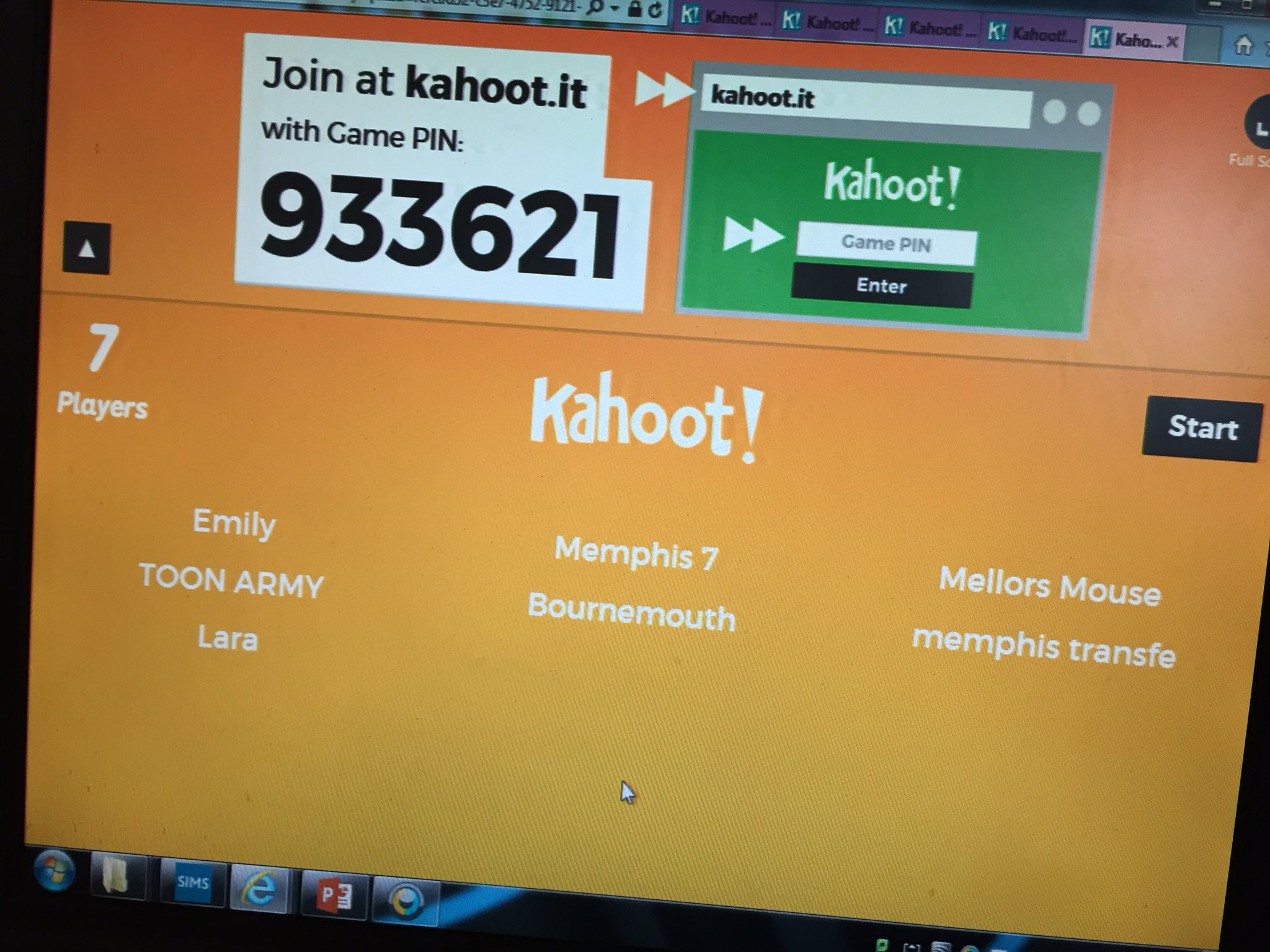 """Funny Kahoot Names: Fernwood School D&T On Twitter: """"Nice To See Occasionally"""