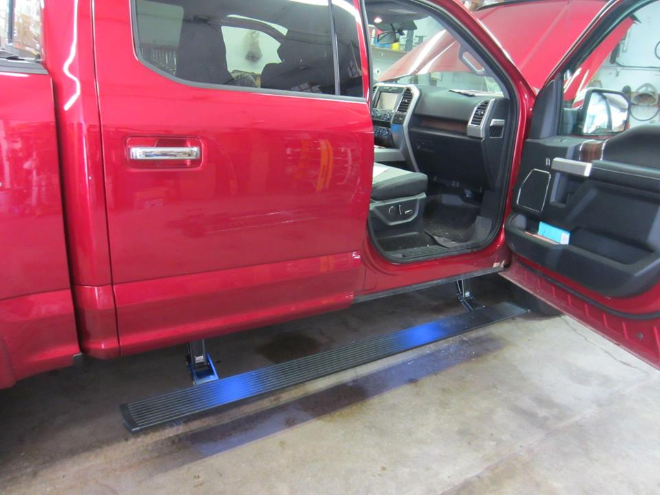 Browns Ta On Twitter Nice Amp Power Step Installed On A