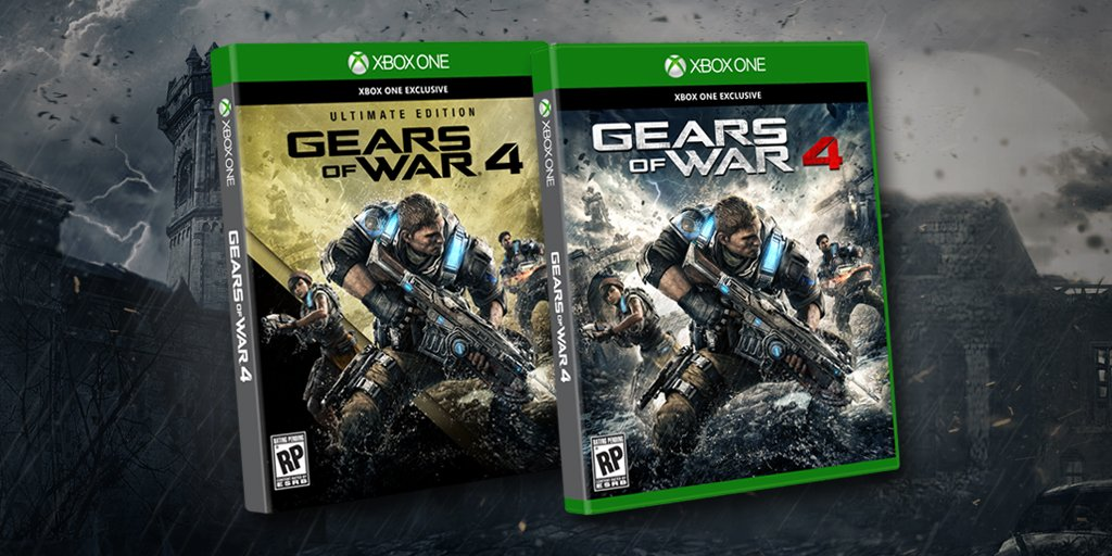 gears of war on twitter gears 4 is now available for preorder