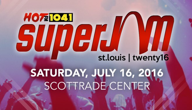 STL! @kmichelle @50cent @2chainz @fettywap @youngthug to hit Super Jam July 16th!   Tickets: https://t.co/xzvAuv9rvh https://t.co/aZ2L1OR8aD