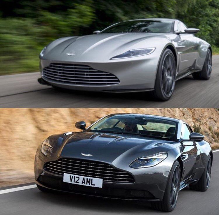 "Aston Martin Db11: HappyDriving On Twitter: ""Double Tap Your Favorite Aston"