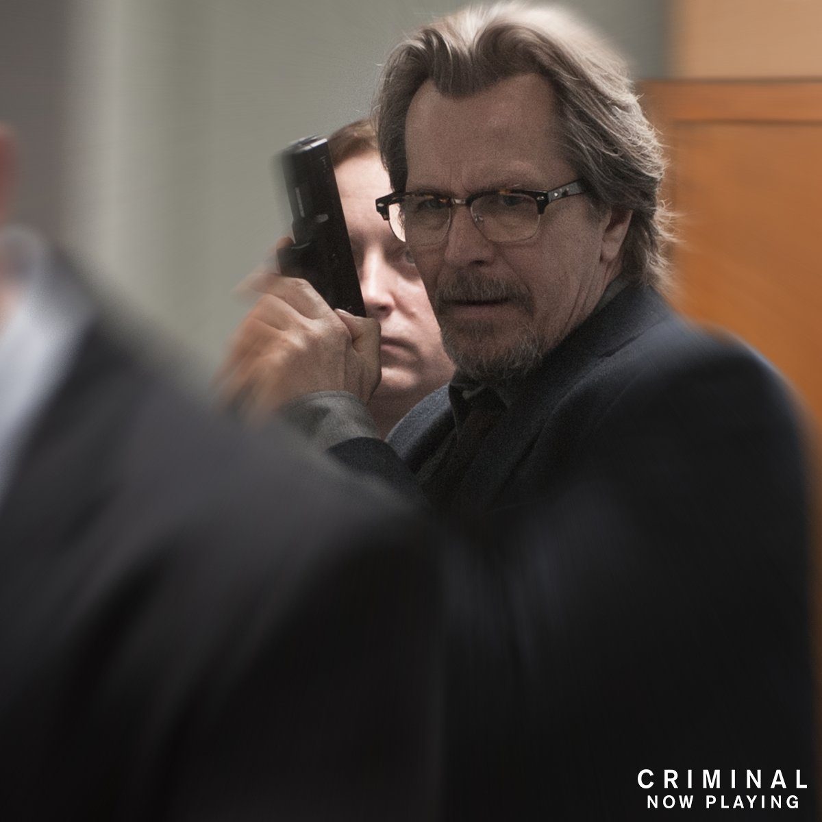 Preview Film: Criminal (2016)