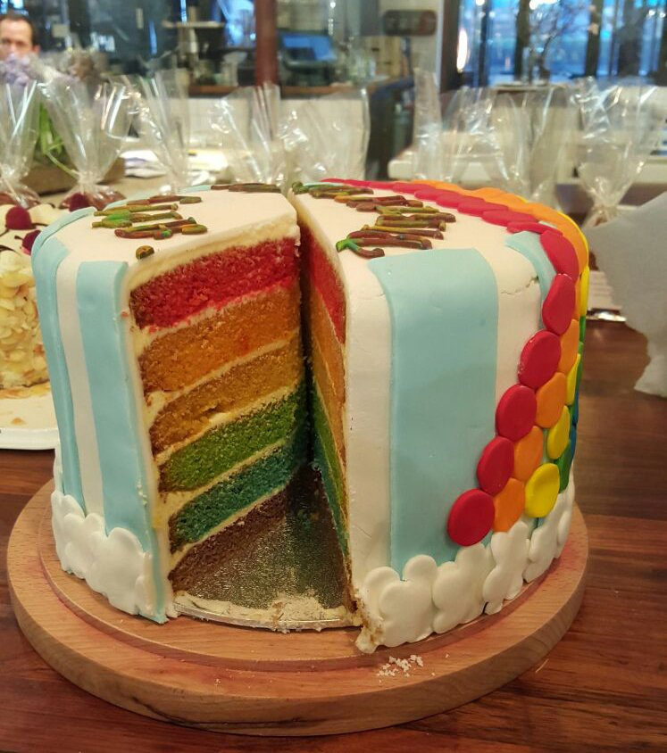 Brew On Twitter Order Your Rainbow Cake To Go For The Best