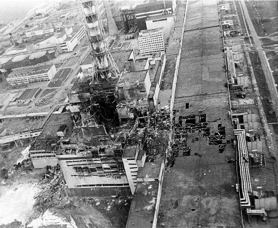 Thumbnail for Commemoration of 30th Anniversary of Chornobyl Tragedy