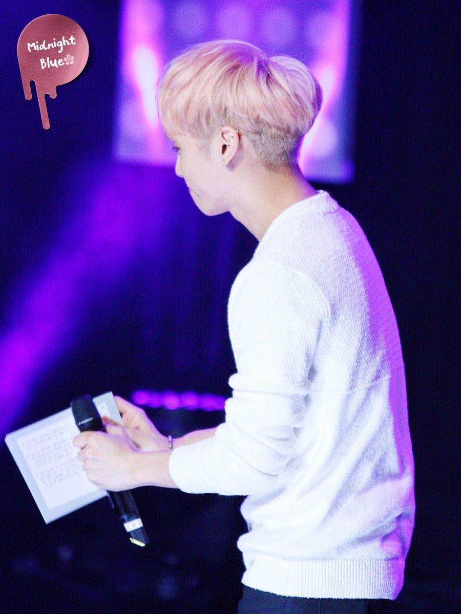 160426 Jonghyun @ MBC Live Concert - Blue Night Cg92Fu2W4AItMjj