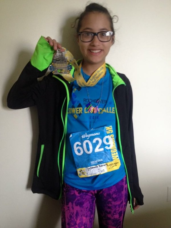 ICYMI: This 12 year old meant to run a 5K, but instead ran a half-marathon Sunday!  https://t.co/Hj8CjOETRN #ROC https://t.co/7zwGs48N9x