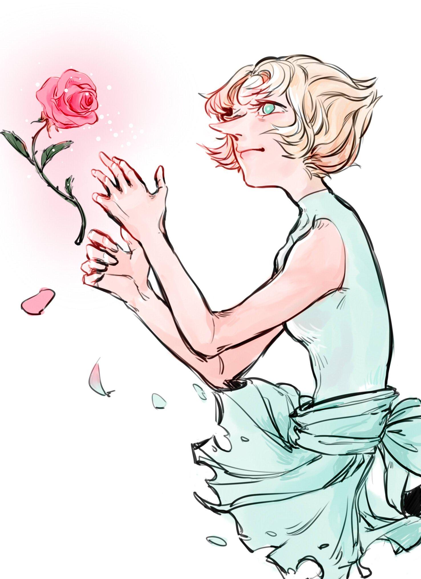"""#StevenUniverse #pearl ♡"""