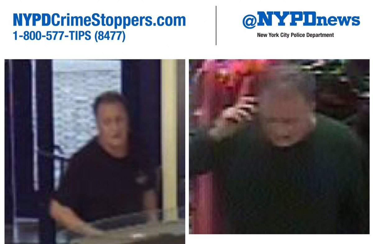 WANTED: M/W for unlawful surveillance of F/35 in dressing room of JC Penny #StatenIsland 7pm 4/1. Call #800577TIPS