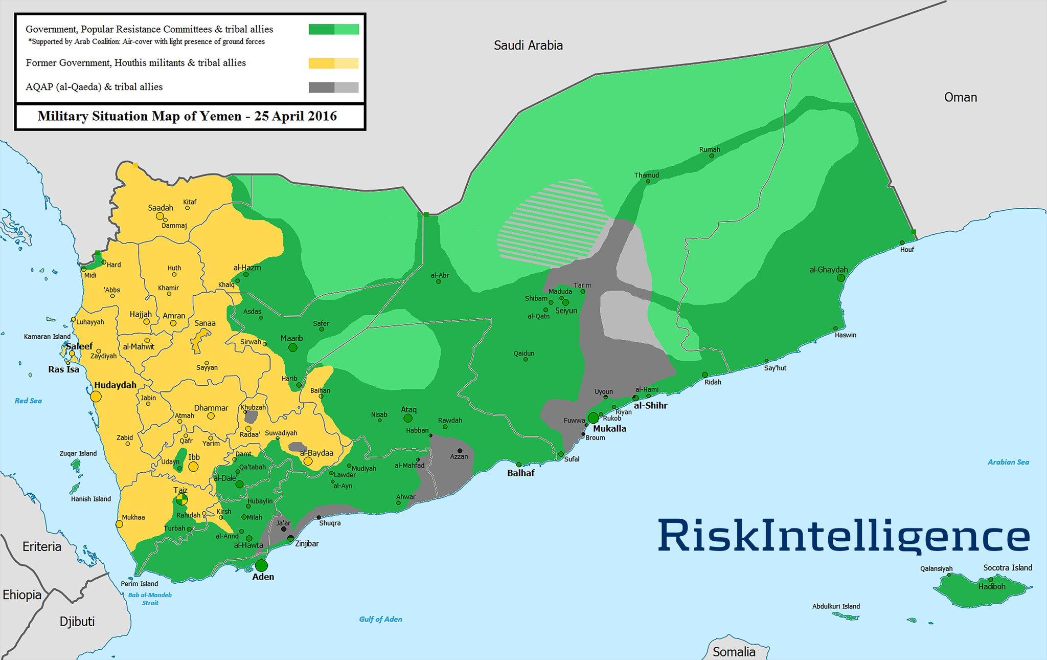 EagleSpeak: Missile Attacks Off Yemen and the Iran- Saudi Proxy War
