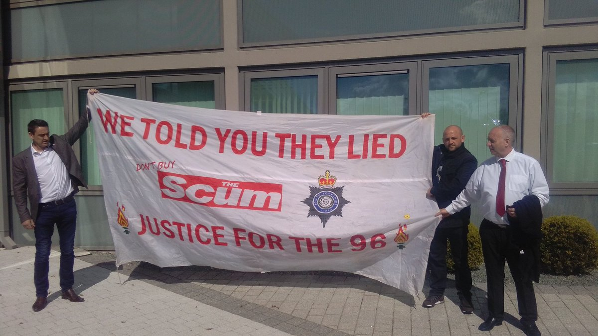 Banner displayed outside court... https://t.co/QWMaLA0L0N