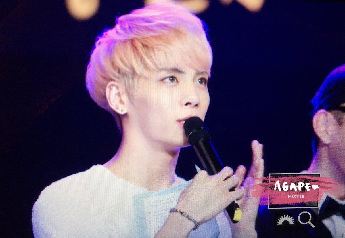 160426 Jonghyun @ MBC Live Concert - Blue Night Cg9wIcvWYAEUkrB