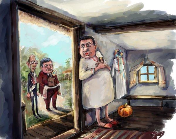 """Рада назначила Гройсмана премьер-министром Украины: """"Я вам покажу, что такое управление страной"""" - Цензор.НЕТ 7379"""