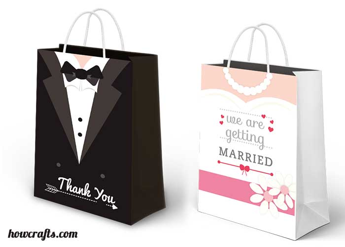 Gift Bag Ideas For Wedding Party : Howcrafts (@howcraftsy) Twitter