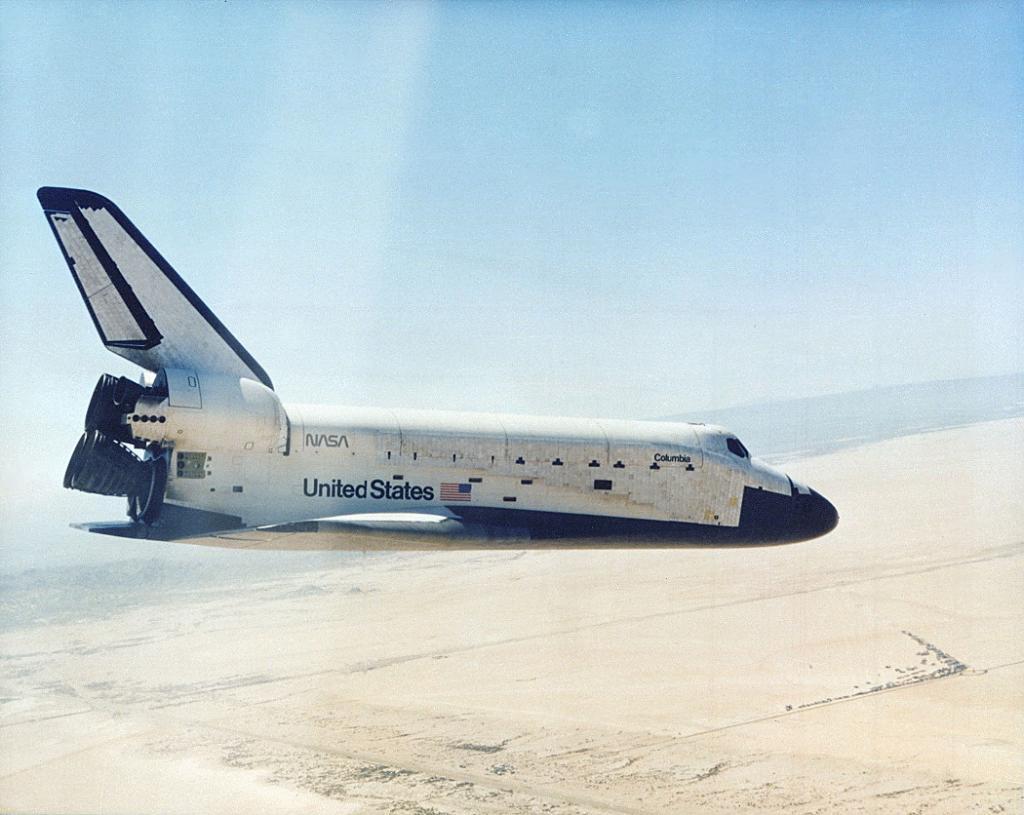 flight of space shuttle program - photo #9