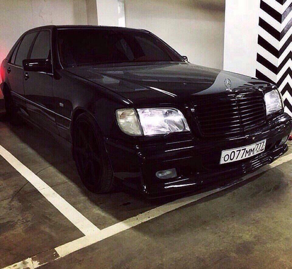 Benz mafia