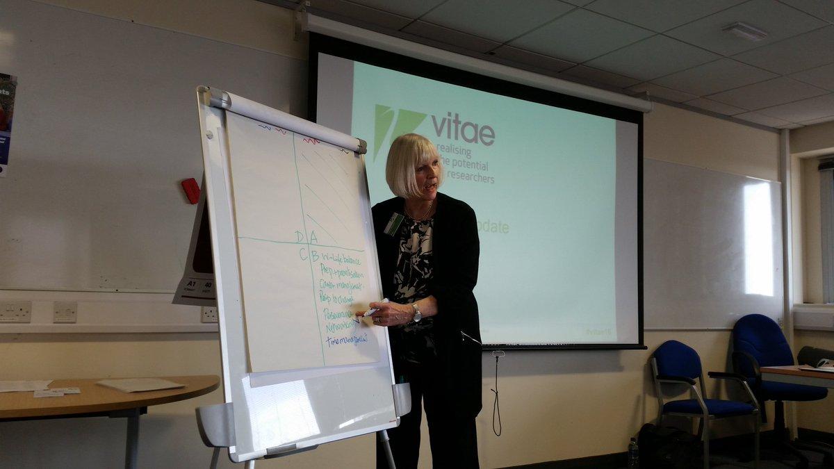 Thumbnail for Vitae member networking seminars - April/May 2016 #vitae16