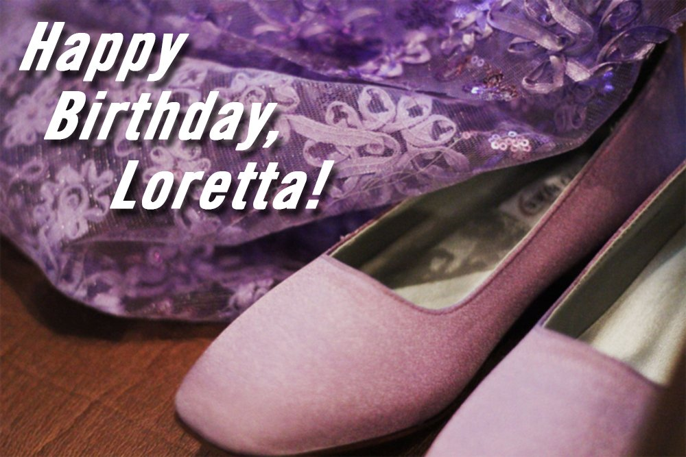 Happy Birthday to the Queen of Country Music, Loretta Lynn! #HBDLoretta https://t.co/Ib249FvY9u