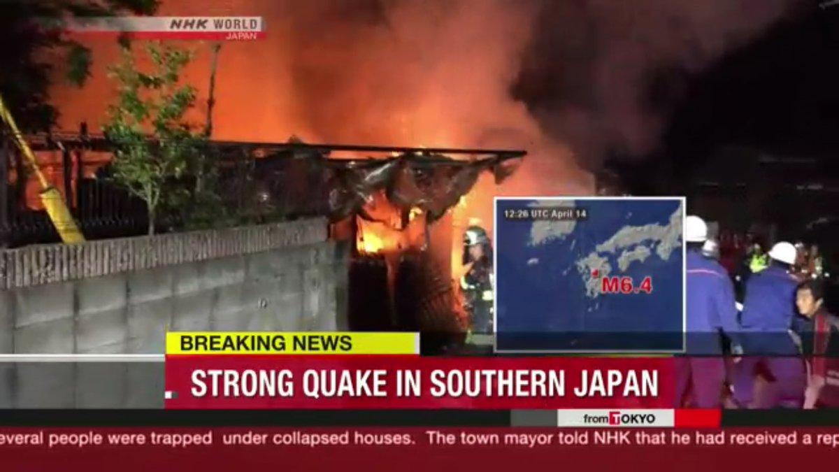 Aggiornamento Terremoti Oggi nel Mondo: tre morti con decine di feriti in Giappone