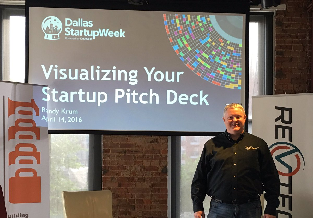 All set to talk at @DFWStartupWeek ! Examples & good #dataviz design tips for startups and businesses! https://t.co/qOJzYzvSZt