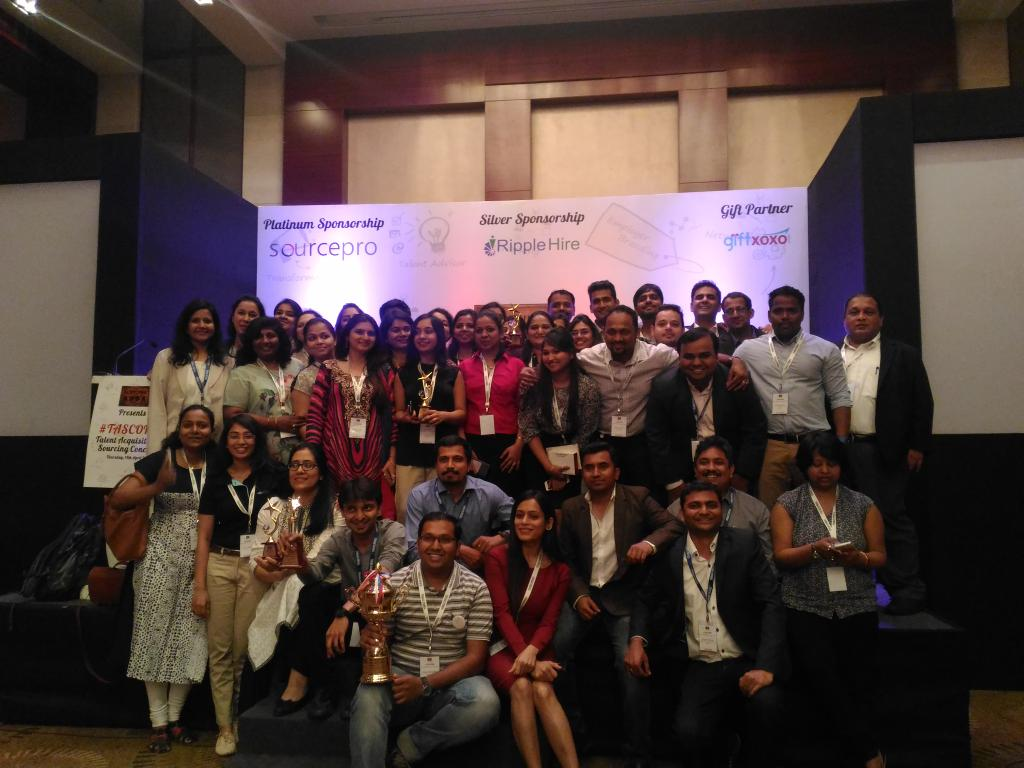 #RT if you are in this pic. It was lovely to meet you folks in #TASCON16 https://t.co/mPJEgjihhB