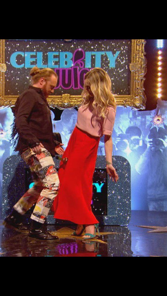 This was not my favourite moment in the show @CelebJuice https://t.co/9CELZTWhla