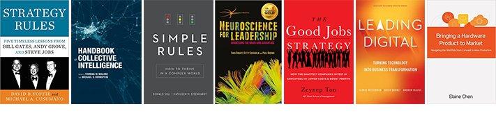 MIT Sloan reading list: Books by  @MITSloanExecEd faculty https://t.co/aJ6NN5Xq2w https://t.co/PdiDk2fBAU