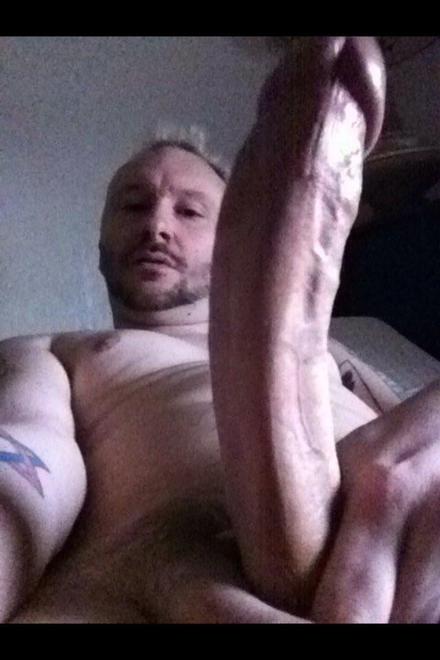 Big cock dilf