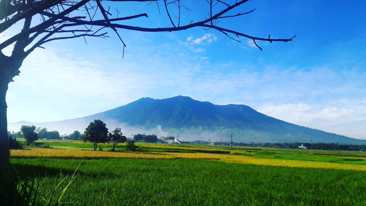 71+ Gambar Alam Minangkabau Paling Hist