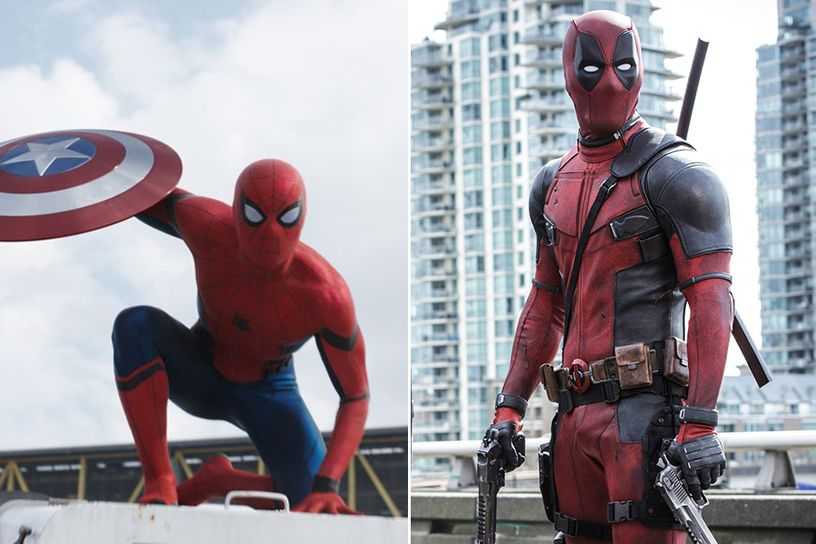 Deadpool Creative Team Trying To Build Bridges For Spider-Man Crossover 1
