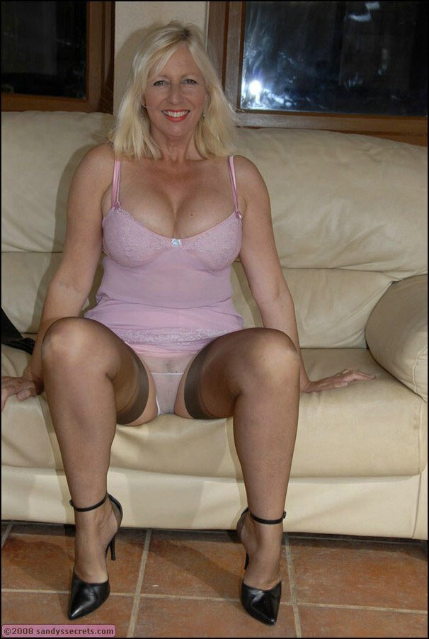Fat Blonde Milf 2