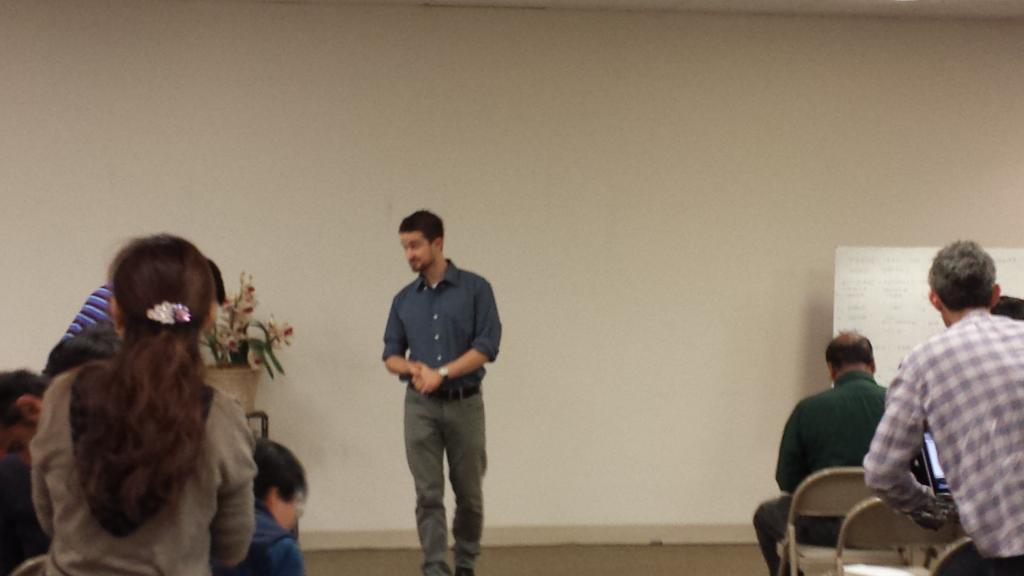 Jared Levenson @ SVETC