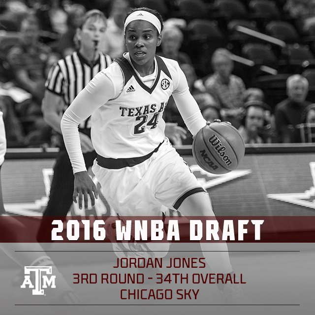Congrats to @J13_J24, who was selected No. 34 by the @wnbachicagosky! https://t.co/2JILdriakB