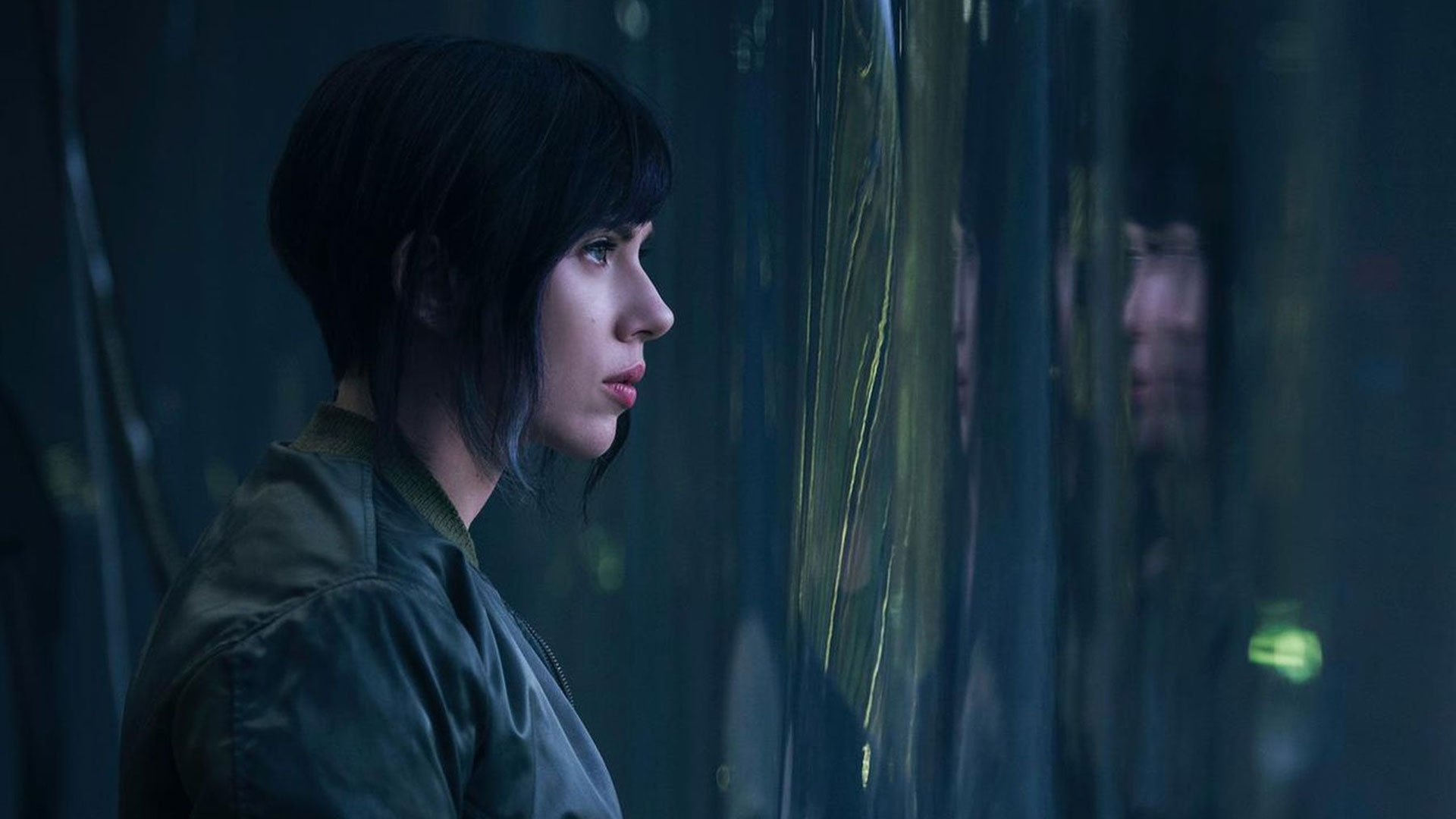 Ghost in the Shell Production Begins 1