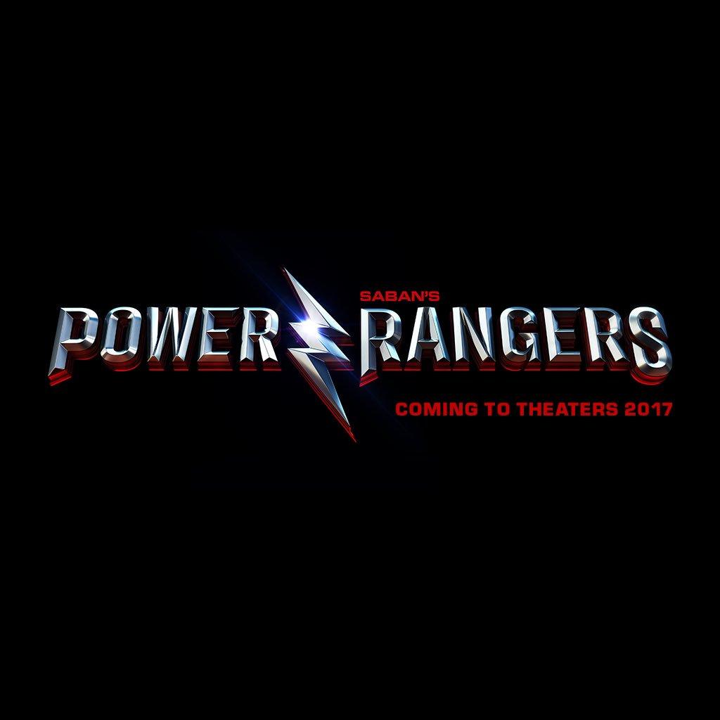 Resultado de imagem para power rangers 2017 logo