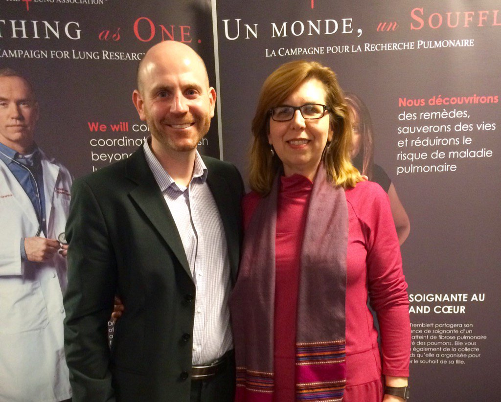 Derek Weir On Twitter Crc2016 W Debra Lynkowski Pres Ceo Of Canlung A Great Partner Of Medaviebc On Managing Chronic Disease Https T Co Ms2dpvzk9b