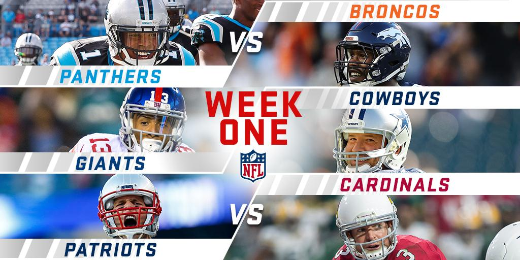 FOOOOOTBALL! 🏈🏈🏈  The 2016 #NFLSchedule is finally here: https://t.co/...