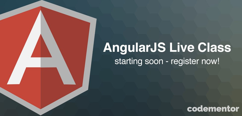 Learn AngularJS Online With a Live Expert Mentor in 4 Weeks.