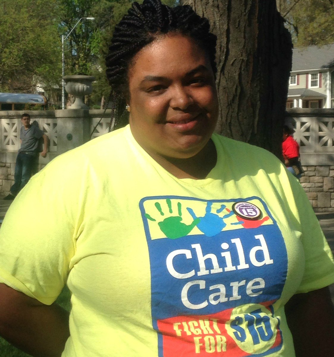 MUST READ: child care worker Kristie tells us why she joined the #fightfo15 & marched today https://t.co/H3MSjrb7q1 https://t.co/sPtFSeJ4Kj