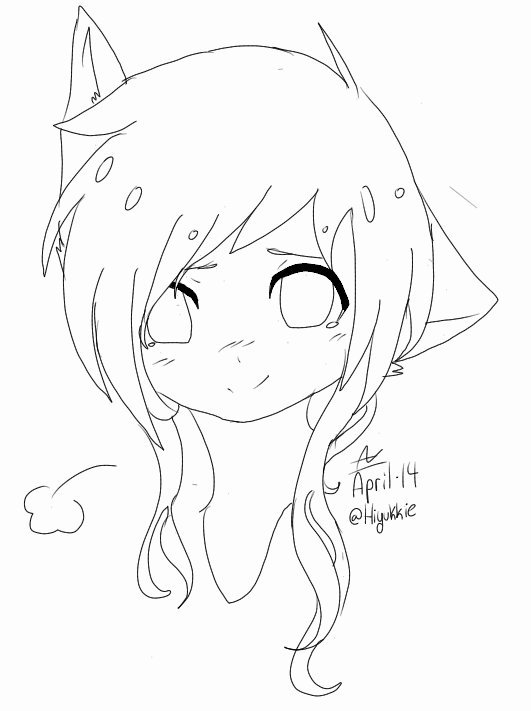 Aphmau Coloring Pages Coloring Pages