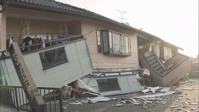 Aggiornamento Terremoto in Giappone Oggi: morti feriti e sfollati, bilancio in aumento