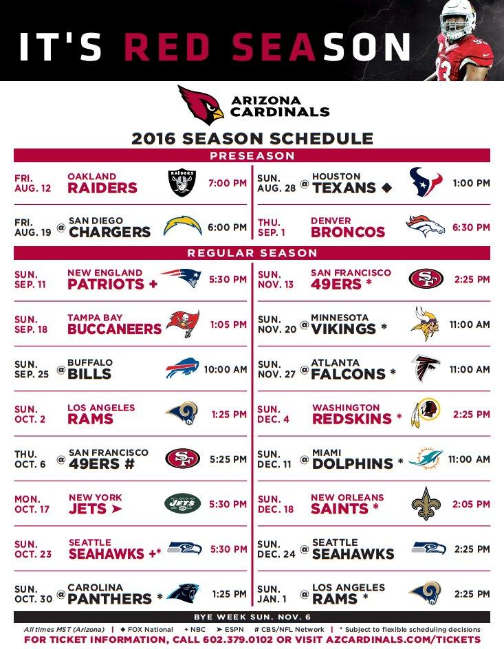4fab04ea Arizona Cardinals on Twitter: