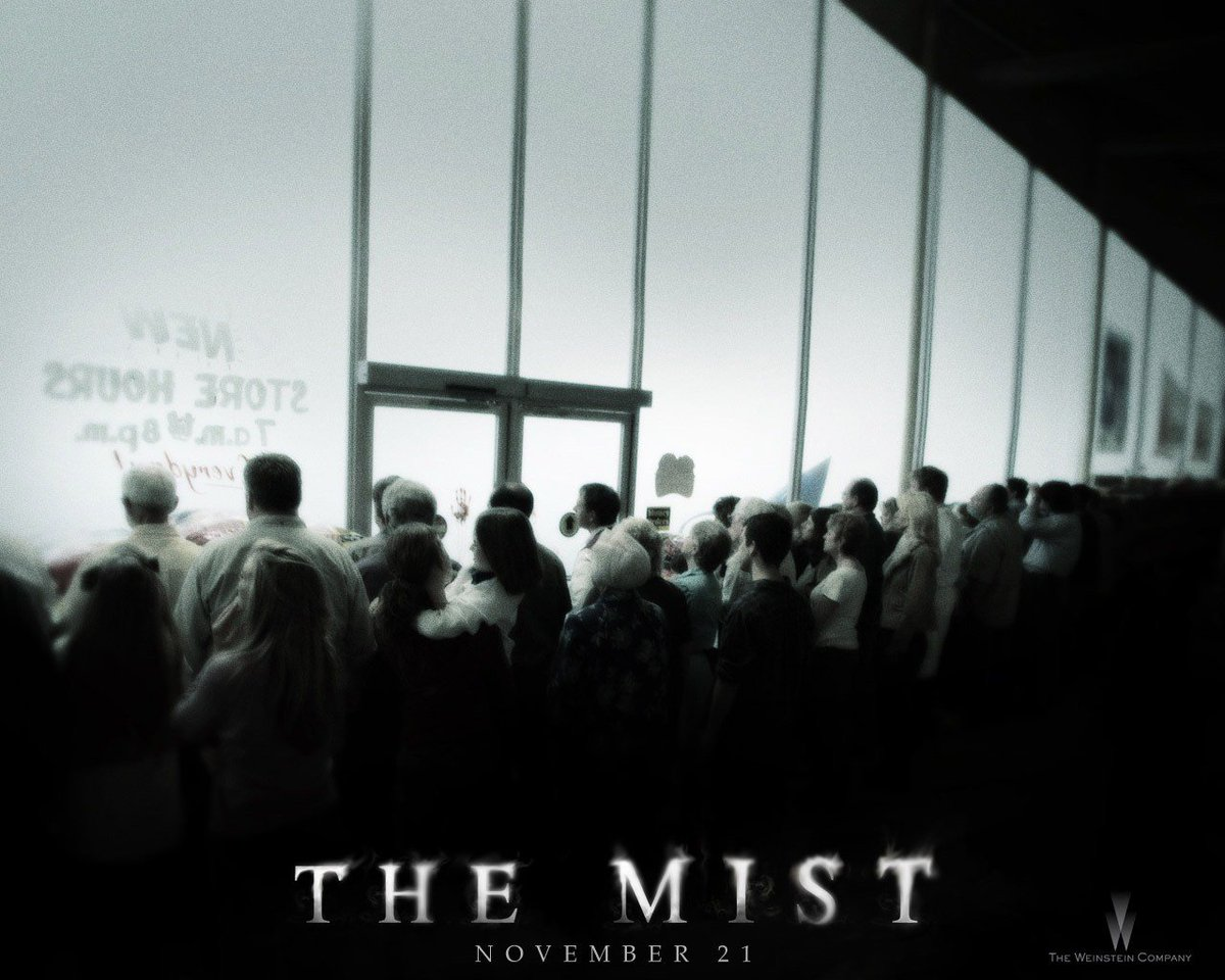 スティーヴン・キング原作「ミスト」TVドラマシリーズに正式なGOサイン。今夏から撮影を開始し、来年10エピソードが放送される。あの身の毛もよだつ世界観と衝撃のエンディングはTVドラマでどう再現される?