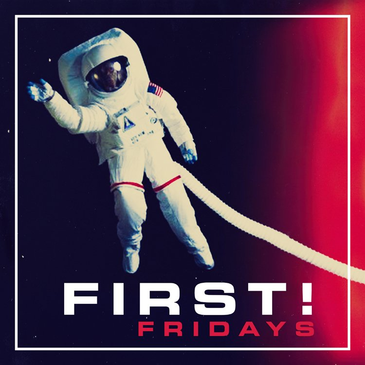 It's all new, all Friday on #FIRSTFridays https://t.co/a3NOjOVpBw https://t.co/sbfWo8cZMm