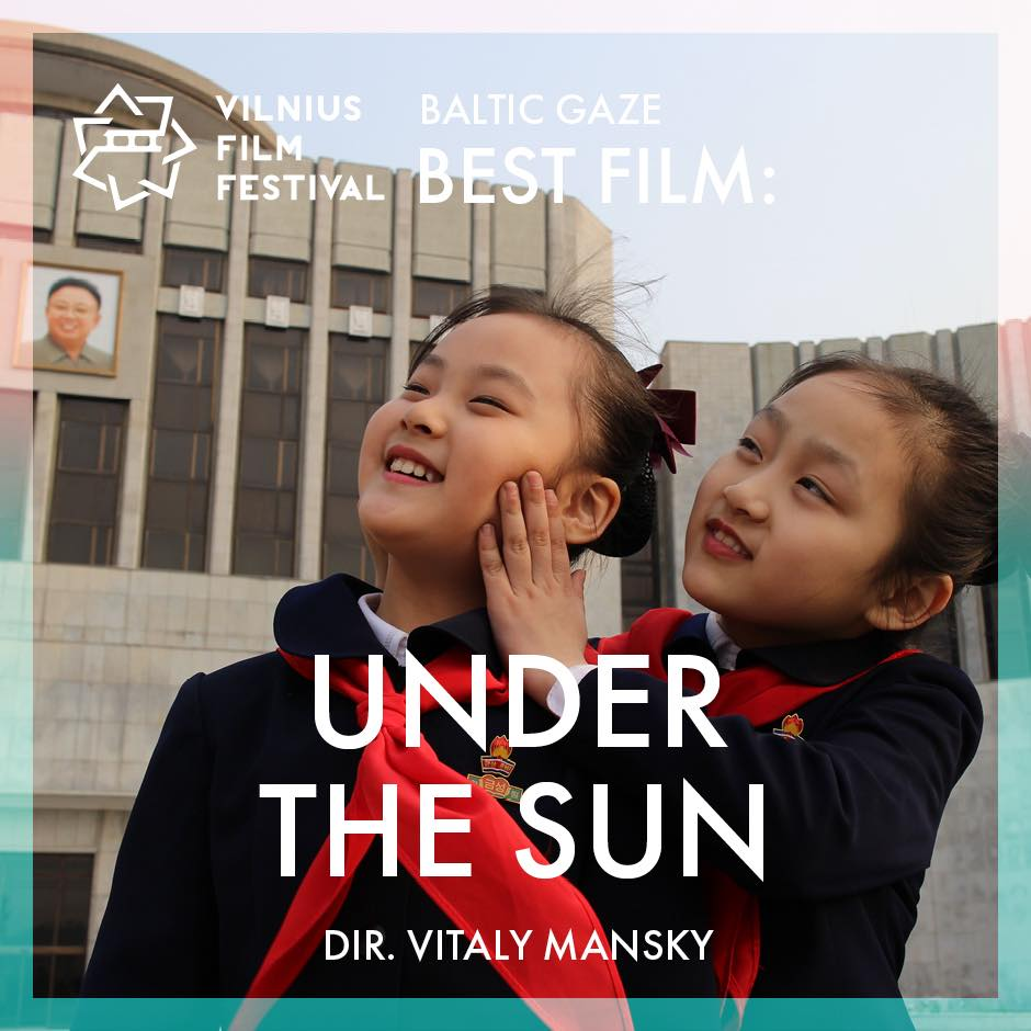 "VilniusFilmFestival on Twitter: ""Best film in the Baltic Gaze competition is 'Under the Sun', a documentary about #NorthKorea by Vitaly Mansky ..."
