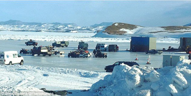 Fast 8 Set Video Reveals Epic Action In Iceland 4