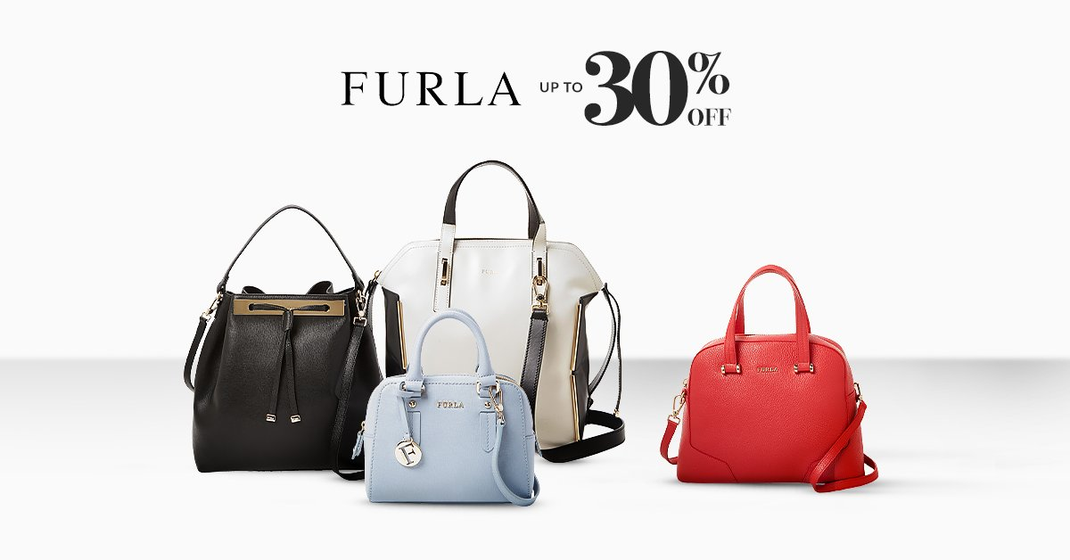 4c13bfe45 #SALE: Up To 30% OFF #Furla #Handbags Shop Now http://bit.ly/1NcpkhZ  #تخفيضات تصل إلى ٣٠٪ على #حقائب #ماركة #فورلا pic.twitter.com/mSho1hrAsb