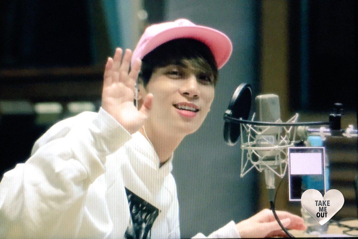 160415 Jonghyun @ MBC Blue Night CgF-2ACUYAEbMV8